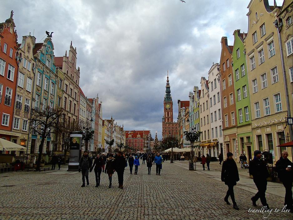Qué ver y hacer en Gdansk en 1 día