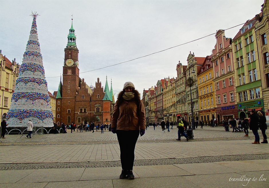 Sitios diferentes que ver en Wroclaw