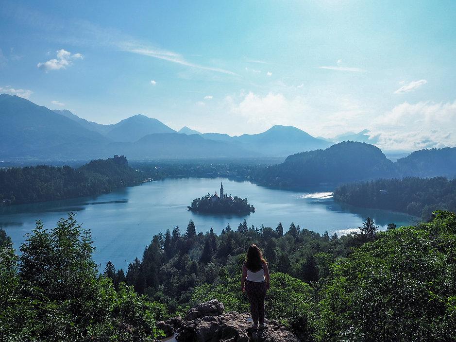 Alojamientos en ESLOVENIA