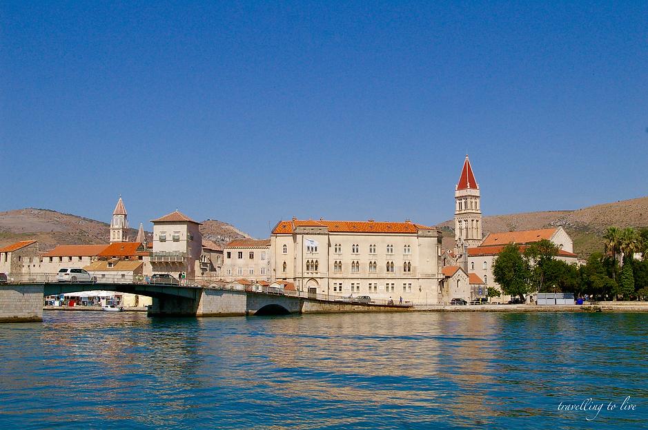Qué ver en CROACIA - Klis, Trogir y Zadar