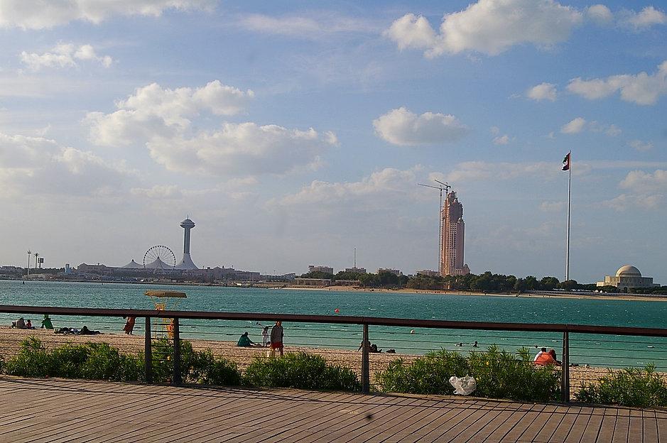 Qué ver y hacer en ABU DHABI