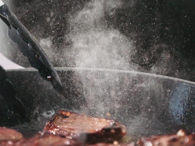 Cooking streak