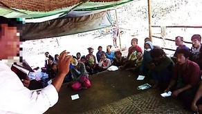 Myanmar: Sharing About Jesus
