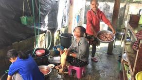 Laos: September 2021