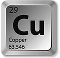 periodic table for copper