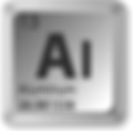 periodic table for aluminum