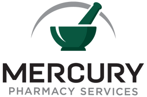 Mercury Pharmacy Mortar and Pestle