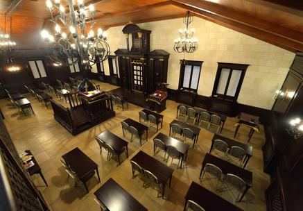Молитвенный зал для мужчин