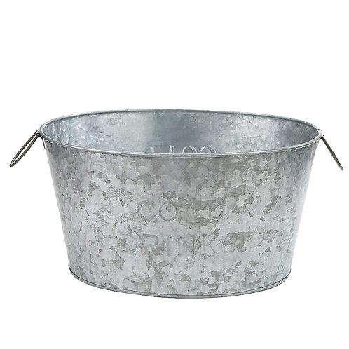 Galvanized Ice Tub