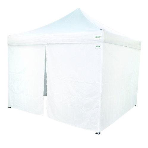10'x10' White Canopy  Sidewalls