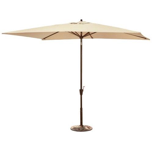 "Market Umbrella with Base 96"""