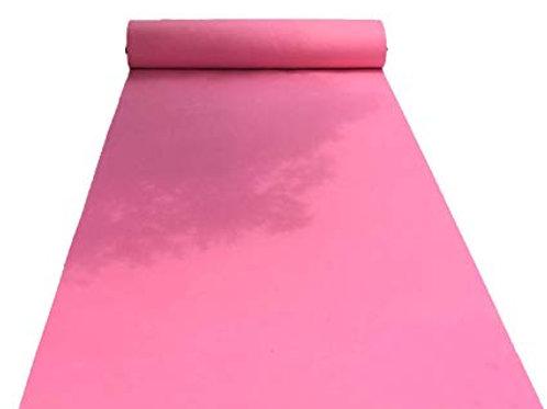 Pink Aisle Runner 3'X15'