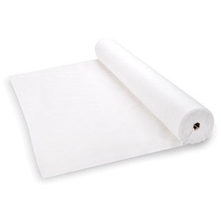 White Linen Aisle Runner 100'
