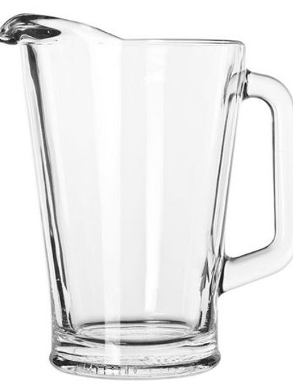 2 Qt. Glass Pitcher