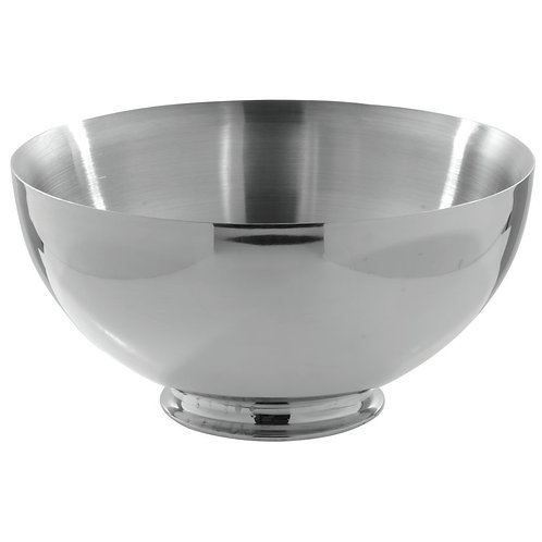 3 Gal. Stainless Steel Punch Bowl with Ladle