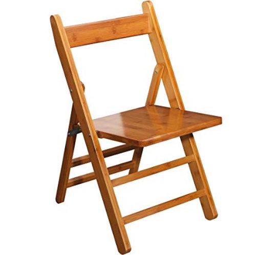 Children's Wooden Folding Chair