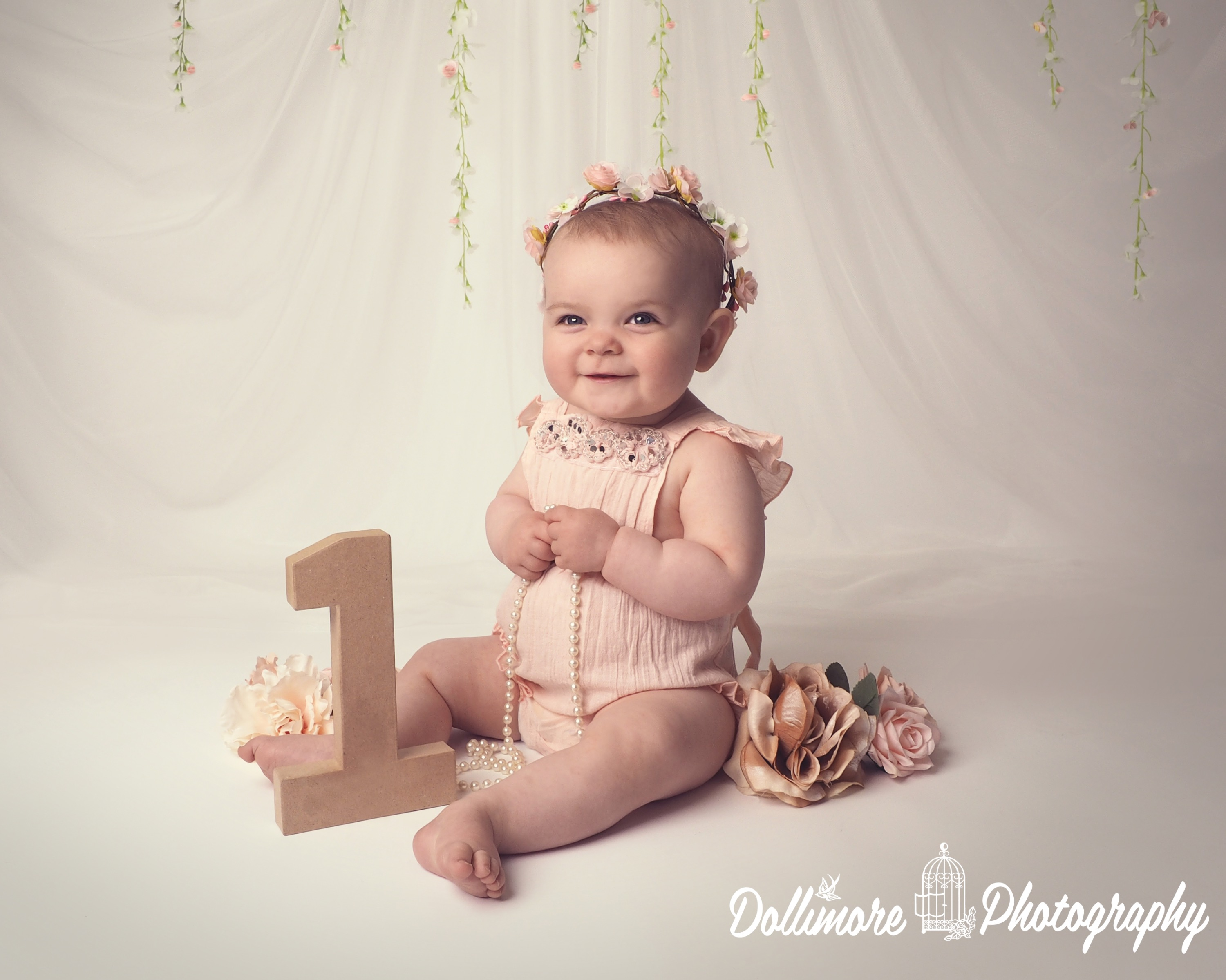 1st Birthday Session  £40