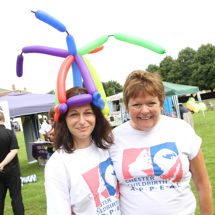 Chester Childbirth Appeals Fun Day