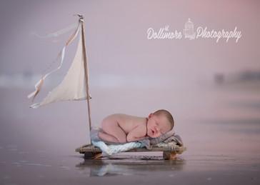 Fine art newborn photography Chester