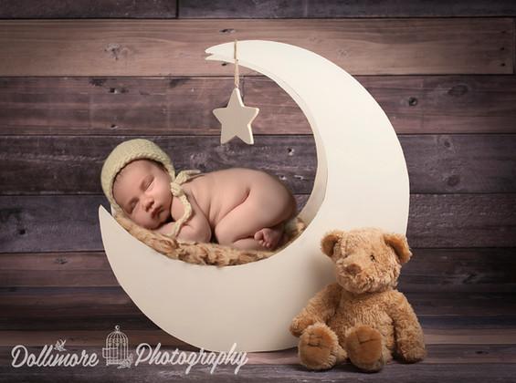 Newborn baby photographs Chester