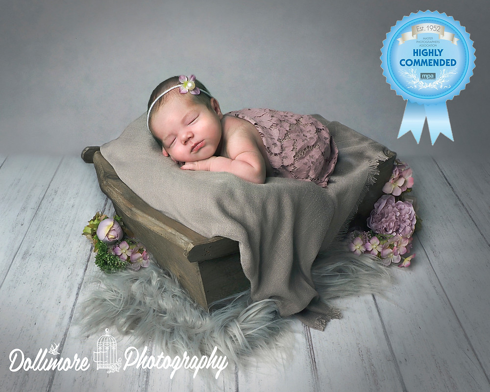 Newborn Photography by Dollimore Photography Chester