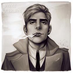 JIMMY O BRIEN