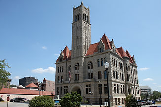 Wood County WV Court House