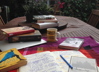 Letter to an Aspiring Writer