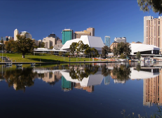 Not-So-Tranquil Adelaide