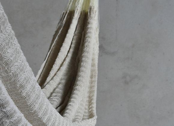 Hamaca 8 madejos algodón
