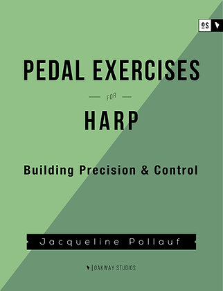 Pedal Exercises for Harp