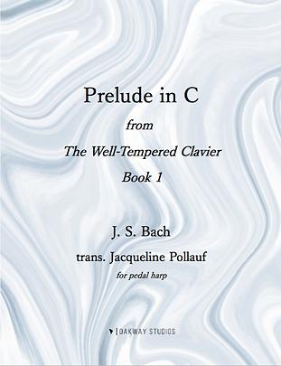 Prelude in C, J. S. Bach, trans. Jacqueline Pollauf