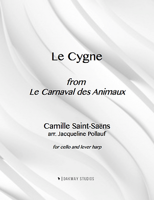 Le Cygne (The Swan) by Camille Saint-Saëns