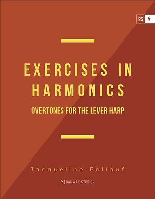 Exercises in Harmonics for Lever Harp