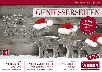 Geniesserseiten Weihnachten 201501