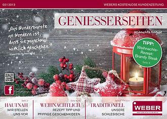 Geniesserseiten Weihnachten 2013