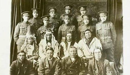 Indigenous Veterans Day