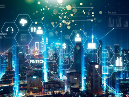 New blog post! What's next for FinTech and Big Finance?