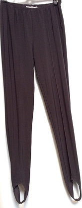 nwt size T4 beautiful mauve stirrup pants from Paris