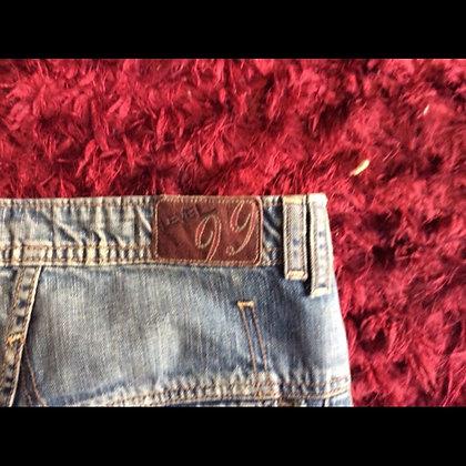 Level 99 Mini Skirt