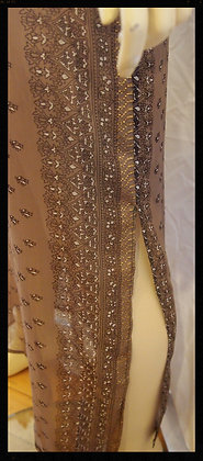 Elegant dress by Zita size large