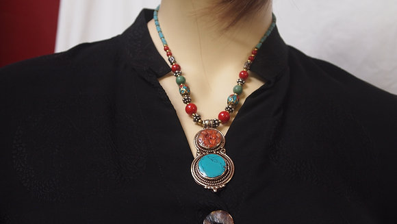 Beautiful Afghani Neckless