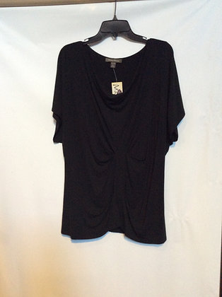 NvWT SIze XL/TG Black top by Tommy Bahama