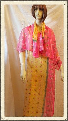 Long dress by Zita size large