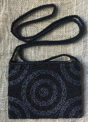 beautiful beaded small bag