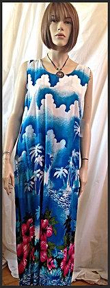 Beach dress size XXL