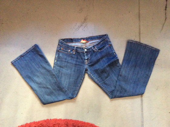 Lucky Brand Size 28 Flare Jeans