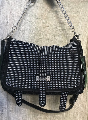 Beautiful hand bag with studs