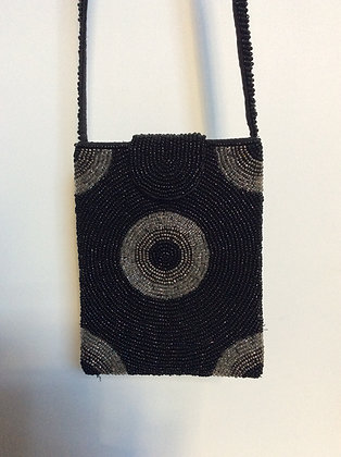 Beaded small purse from Bali