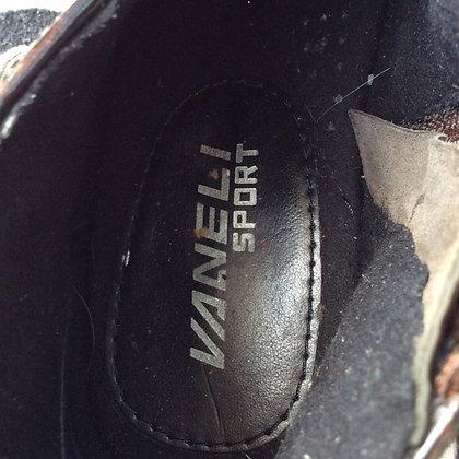 Vaneli Suede & Leather Shoes